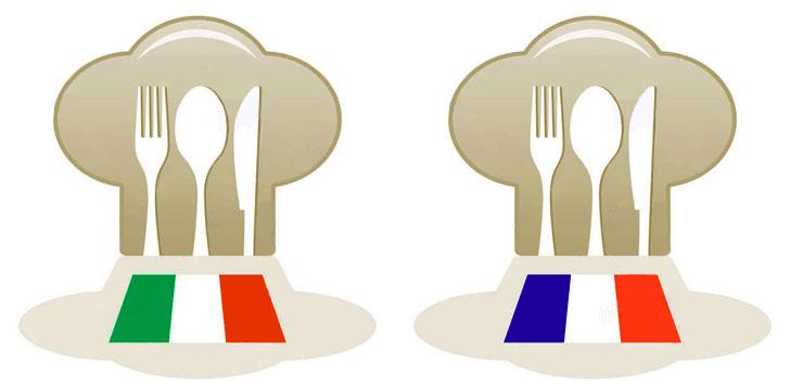 cucina italiana vs cucina francese: qual è la migliore? | la ... - Migliore Cucina Italiana